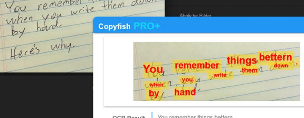 copyfish-handwritten-ocr